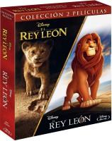 Pack El Rey León (clásico) + El Rey León (imagen real) - BD