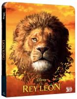 El rey león (2019) (Steelbook) - BD