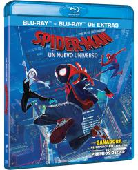 Spider Man: un nuevo universo (blu-ray + blu-ray extras)