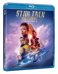 Star Trek Discovery (Temporada 2) (blu-ray)