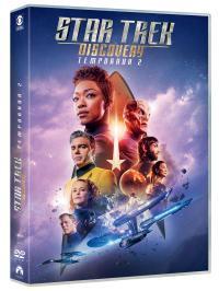 Star Trek Discovery (Temporada 2) (dvd)