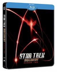 Star Trek Discovery (Temporada 2) (blu-ray) (ed especial metal) - ed limitada hasta fin de existencias