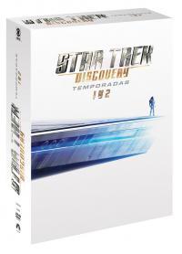 Star Trek Discovery Pack 1-2 (dvd)