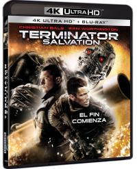 Terminator Salvation (4k ultra hd + blu-ray)