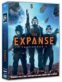 The Expanse (Temporada 3) (dvd)