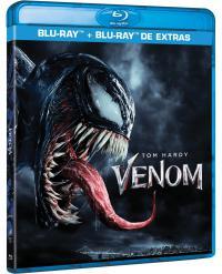 Venom (blu-ray + blu-ray extras)