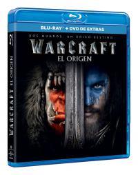 Warcraft (blu-ray + dvd extras)