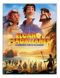 Elcano y Magallanes: la primera vuelta al mundo