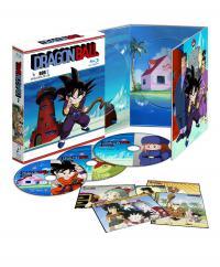 Dragon ball box 2 episodios 29 a 48 - BD