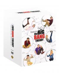 The Big Bang Theory - (Colección completa temporada 1-12) - DVD