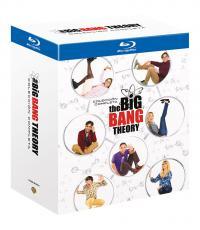 The Big Bang Theory - (Colección completa temporada 1-12) - BD