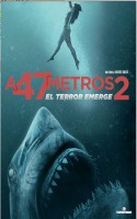 A 47 metros 2 - DVD