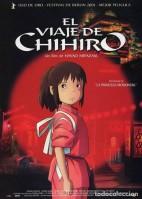 El viaje de Chihiro - BD
