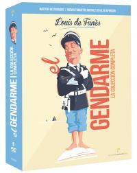 El Gendarme (Colección completa) - DVD