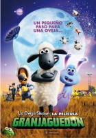 La oveja Shaun. La película: Granjaguedón - DVD ALQ