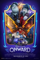 Onward Steelbook - BD