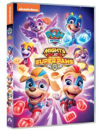 Paw patrol 24: mighty pups super paws (dvd)