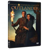 Outlander (5ª temporada)  - DVD
