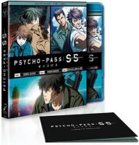Psycho-Pass: Sinners of the System - DVD